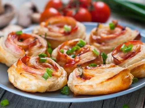 7 вкусных и полезных обедов на всю неделю